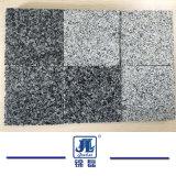 Cheap/poli flammé/perfectionné/G654 Bush-Hammered gris nouveau granit pour dalles, carreaux de plancher, parois, les comptoirs de carreaux de pavage Étapes de construction
