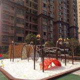 Напольный материал HDPE темы парка ягнится напольное оборудование спортивной площадки