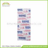 Emplastro adesivo estéril descartável de primeiros socorros de emergência médica