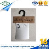 Tela incatramata rivestita con Eyeles, strato ad alta resistenza del PVC, tela incatramata laterale del PVC del PVC della tenda