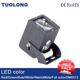 긴 가벼운 먼 옥외 빛 1degree LED 플러드 빛