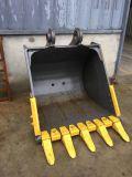 Cubeta padrão da máquina escavadora da cubeta da rocha da cubeta para Ex200-5