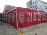 Подгонянный романтичный роскошный шатер свадебного банкета для случаев деятельности