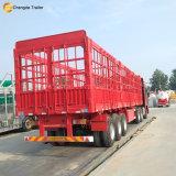 Dry Van Trailer Fence en de Aanhangwagen van de Lading van de Zijgevel