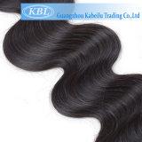 広州Kblからの100%のインドの人間の毛髪