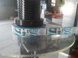 De hete Machine van de Etikettering van de Lijm OPP voor Ronde Fles