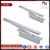 Arm schieben 180 Grad-stumpfwinkliger Aluminiumlegierung-verborgener automatischer Türschließer