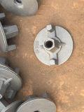 Tuerca de ala galvanizada de Rod de lazo del andamio para el encofrado
