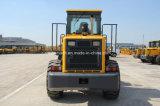 De Machines van de Bouw van Sinomach 937h Lader van het Wiel van 3 Ton de Voor
