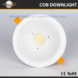 China 2018 Nuevo diseño de 7W-40W LED Downlight COB