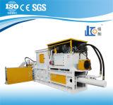 Hba80-7585 Ce, máquina hidráulica de la prensa de la tela del SGS del reciclaje inútil de la botella Full-Automatic del animal doméstico