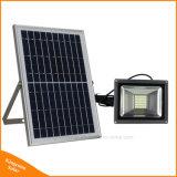 40의 LED 정원 벽 잔디밭 램프 태양 플러드 빛