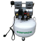 Mute/750W/Dental Oilless Oil-Free silencioso compresor de aire (1CV)