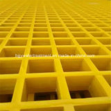 Grade da tampa da fibra de vidro de GRP com boa qualidade e mais baixo preço