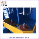 PVC à double bobinage horizontale Retour ligne d'Extrusion