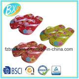 Las chicas de moda verano dulce Flip-Flops Alpargatas planas zapatos