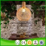 LED 전구를 가진 현대 실내 펀던트 램프 또는 빛