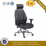 Laborbüro-Möbel-Leder-Büro-Stuhl-justierbarer Büro-Stuhl (HX-AC005A)
