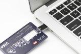 Mecanismo impulsor de la tarjeta de crédito de alta velocidad 16GB del flash del palillo de la memoria del USB del modelo 2017