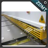 QC12K油圧CNCせん断機械(12*4000mm)