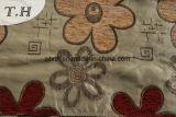 Seidiges Chenille-Jacquardwebstuhl-Gewebe und hochwertiges Tuch durch 310GSM