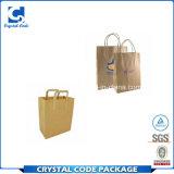Costom écologique des sacs en papier brun