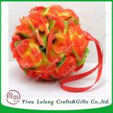 Décoration de mariage de fleurs de soie rose fleur artificielle Ball Balle de mariage
