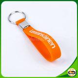 Heißer Verkaufs-Silikon-Gummi Keychains für Förderung-Geschenke
