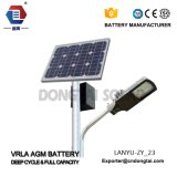Solarstraßenlaternedes Qualitäts-langes Leben-LED/Lihtaaa014