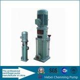 Pompe centrifuge verticale d'essence de théorie et d'électricité de pompe centrifuge d'atterrisseur
