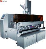 Máquina de empaquetamiento al vacío automática y rotatoria