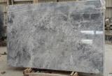 イタリアの灰色の大理石の平板のタイル