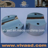 Kundenspezifischer Edelstahl-maschinell bearbeitenteile CNC-maschinell bearbeitenteile
