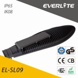 IP65 Ik08のEverlite 80W LEDの街灯