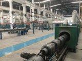 Calor que trata a fornalha para a linha de produção do cilindro do LPG