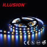 TUV SMD RGB aprobado CE5050 AC100-120V TIRA DE LEDS