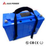De zonne 12V Batterij van het Fosfaat van het 12.8VLithium 100ah 150ah LiFePO4 Ionen