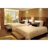 단단한 나무 침실을%s 가진 최신 호텔 침실 가구 세트