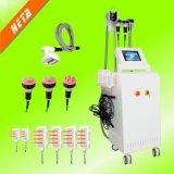 Máquina gorda Slimming Multifunction da beleza da redução de Lipolaser do Shaper do corpo de Cryo da cavitação do RF