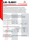 Fluoride-basis Type Ondergedompeld LUF van het Booglassen, En760 SA Fb 1 65 AC H5 Specificatie