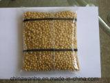 El azúcar automático de la tuerca del arroz 500g siembra la empaquetadora del gránulo