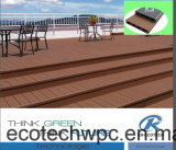 Green and Eco-Friendly Outside WPC Fence with Fsc, ISO, This Certification