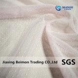 Tissu à mailles shapewear de spandex en nylon