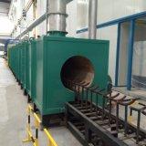 Normalización de la máquina del horno para el cilindro del LPG