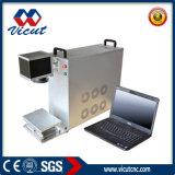 Машина маркировки лазера волокна для алюминия/Cobber/серебра