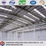 Sinoacmeは鉄骨フレームのプラント建物を組立て式に作った