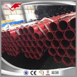 YoufaのブランドFM ULの証明書の赤い絵画ASTM A795/A53消火活動のスプリンクラーの溝がある鋼管