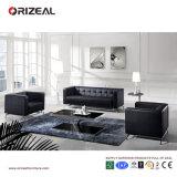 Strato del cuoio dell'ufficio di modo del nuovo modello di Orizeal da vendere (OZ-OSF008)