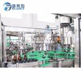 Boisson de boissons gazeuses automatique Machine de remplissage pour bouteilles en verre