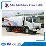 4X2 Dongfeng Road / Route propre chariot Sweeper chariot /balayeuse Diesel